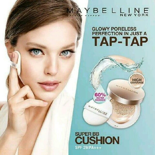 Maybeline Bb Coushion Seri Gold