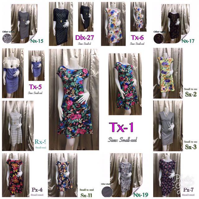 MEDIUM DRESS (ideal for 28-29 waist line)