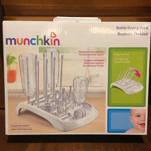 Munchkin Bottle Drying Rack