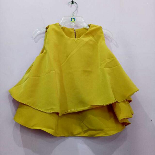 Mustard Top Layer