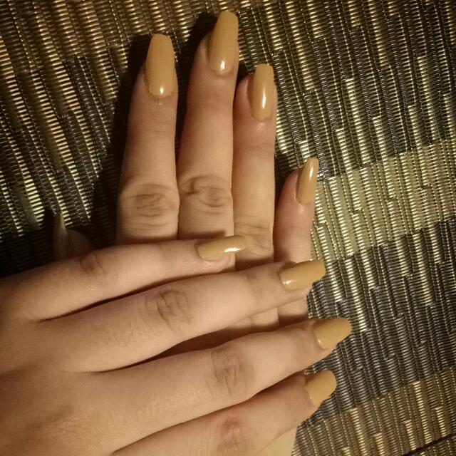 Nail Extensions Customized