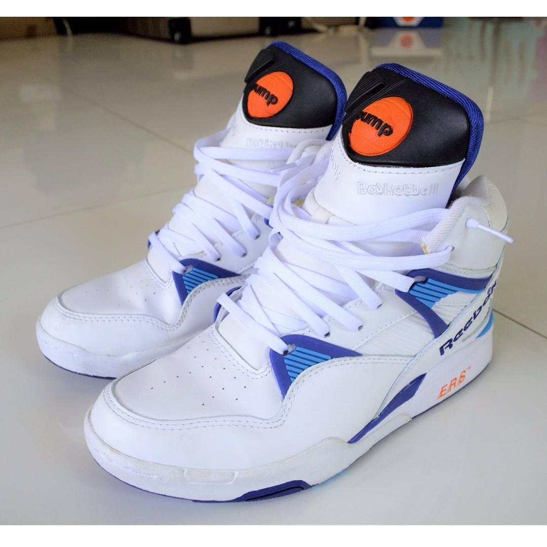 fcc4e930890 Near New Reebok Pump Omni Zone Retro (Fits US 7.5-8) Basketball ...