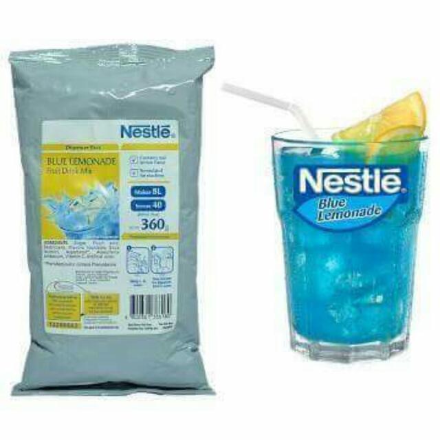 Nestle Juice - Blue/Pink Lemonade