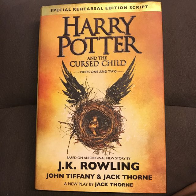 Newest Harry Potter Book