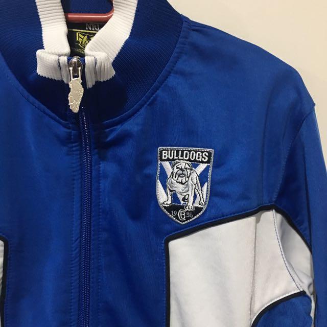NRL Bulldogs Jacket