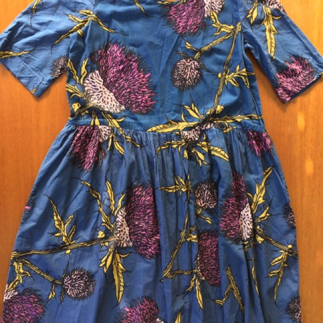 OBUS thistle dress - Size 1 (would suit approx. size 8-12) - SOLD OUT