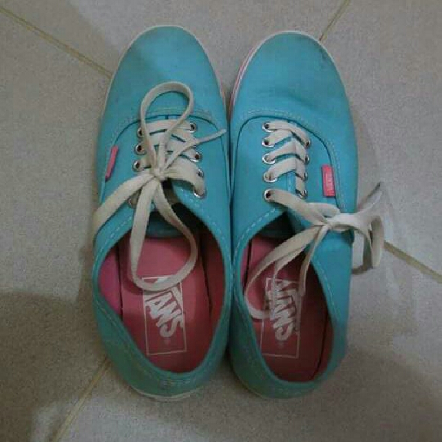 Repriced Original Vans Sneakers
