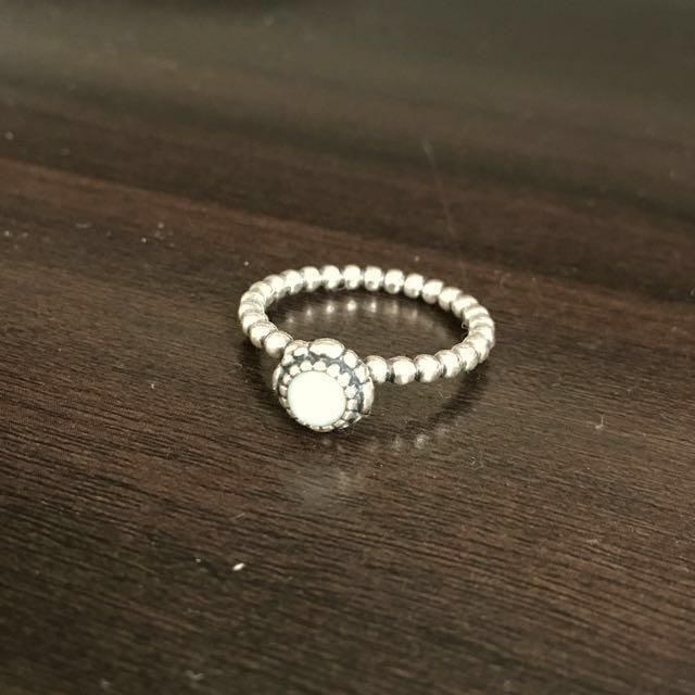 Pandora March Ring