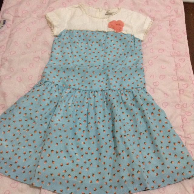Peppermint dress size 8