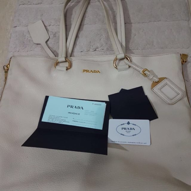 Prada Bag Authentic (Nego)