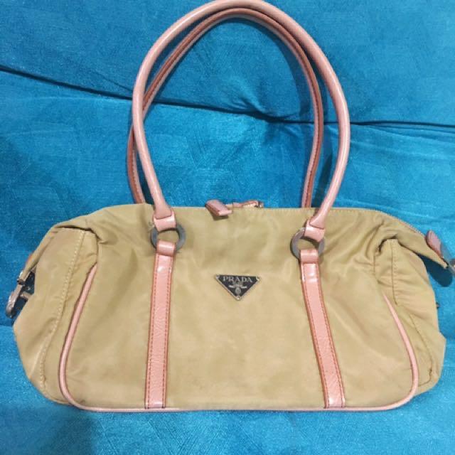 Prada handbag small