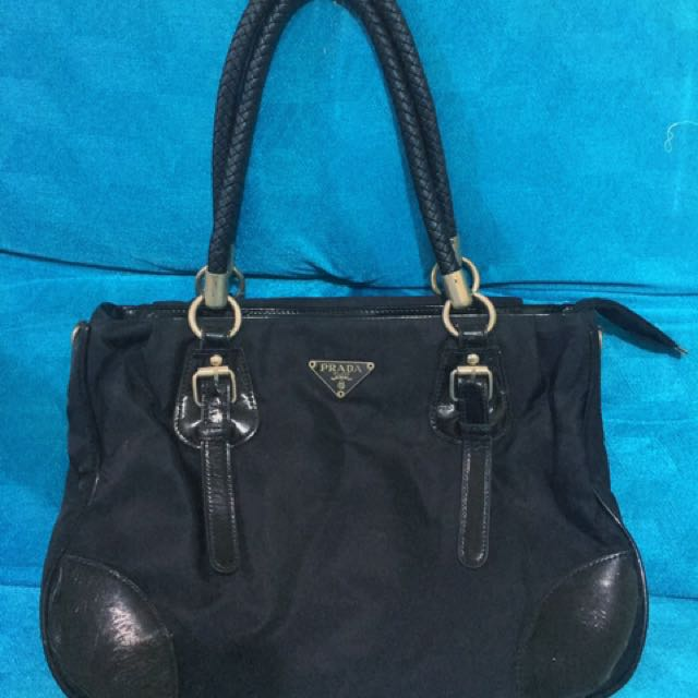 PRADA medium handbag
