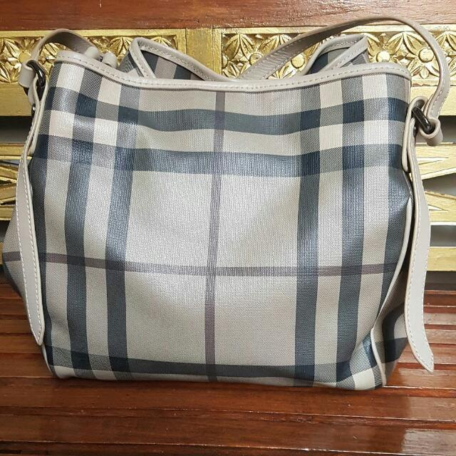 Preloved burberry