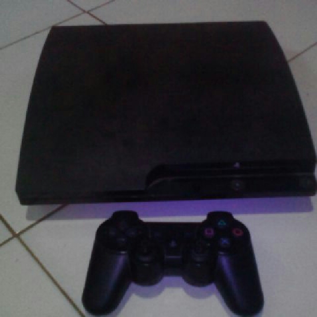 PS3 Slim CFW 4 80 120gb, Video Gaming, Game Consoles on