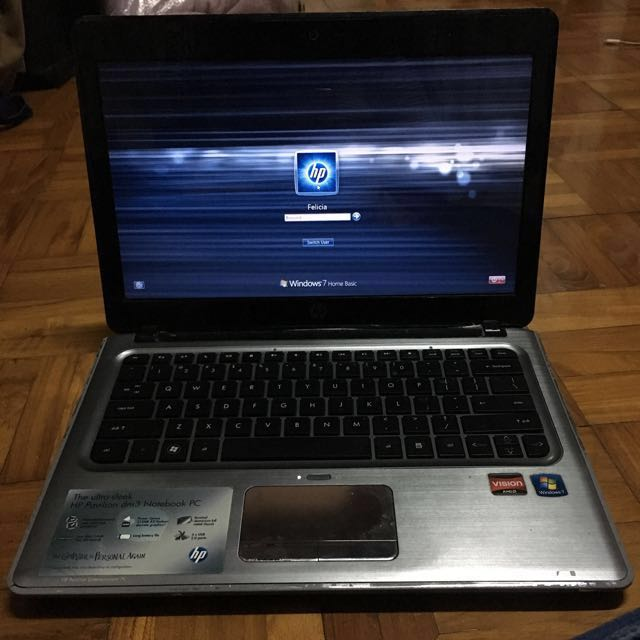 REPRICE Laptop HP Pavilion DM 3