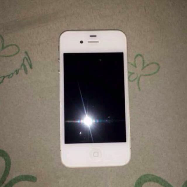 REPRICED !! Iphone 4s 32GB (WHITE)