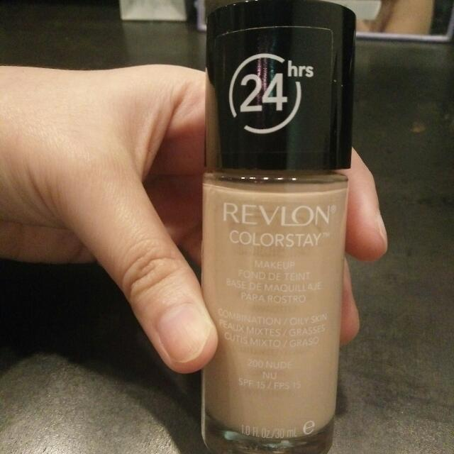 Revlon colorstay Foundation- Repriced