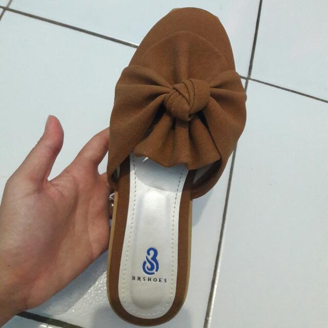 Sandal BRShoes Caramel