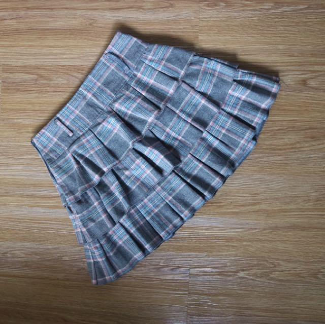 Schoolgirl Pleated Skirt