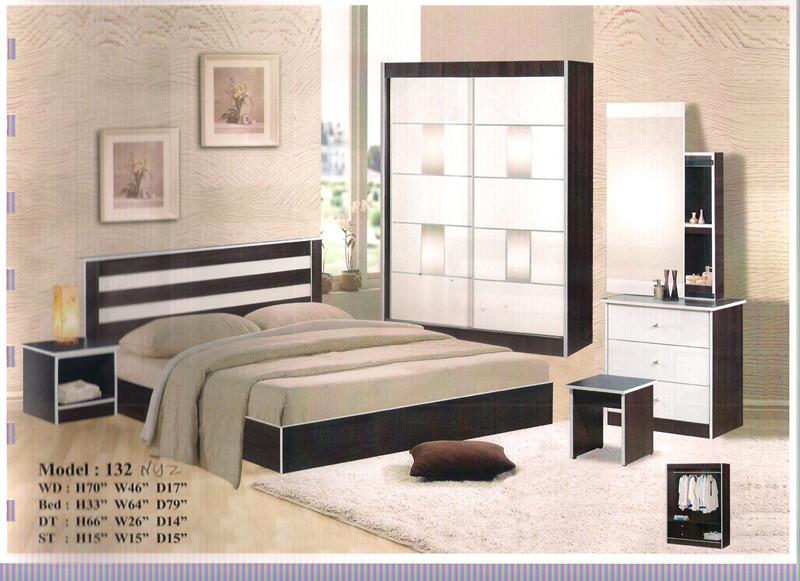 Set Bilik Tidur Murah Mewah Model 132 Home Furniture On Carou