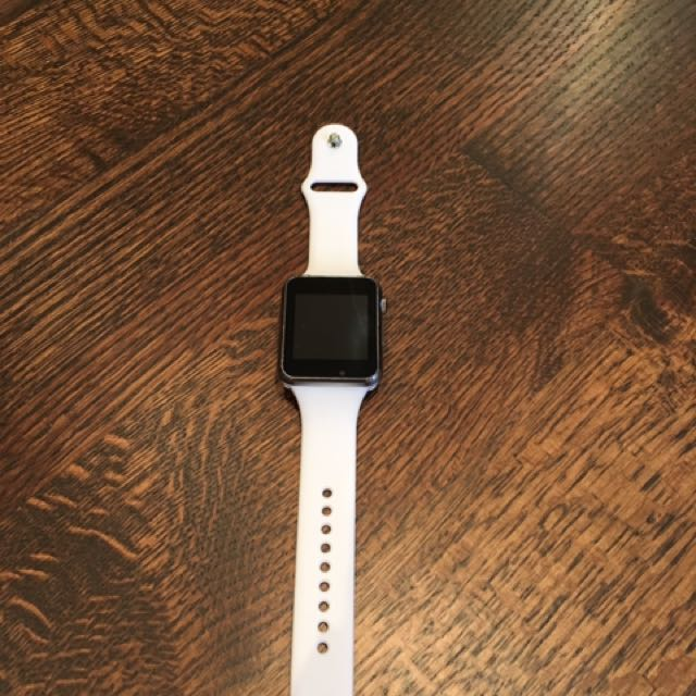 Smart watch- like Apple Watch, need sim card