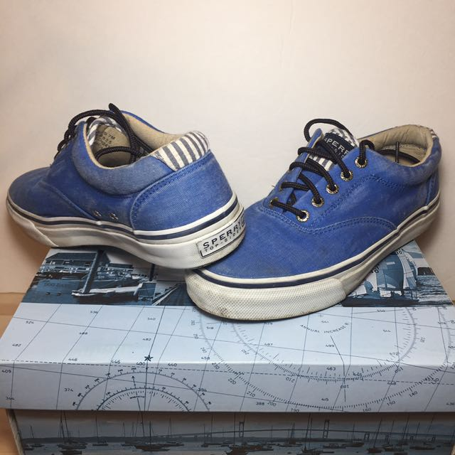Sperry Top-Sider Sneakers - Size 7 - Bay Blue