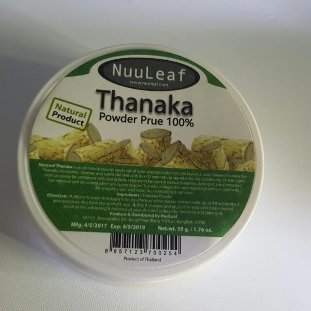 Thanaka Powder, Health & Beauty, Bath & Body on Carousell