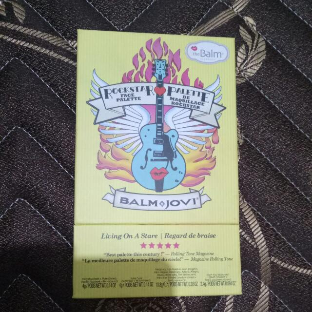 The Balm Palet