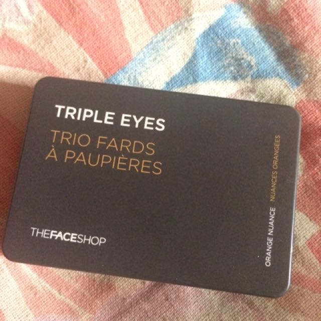 The Face Shop Triple Eyes
