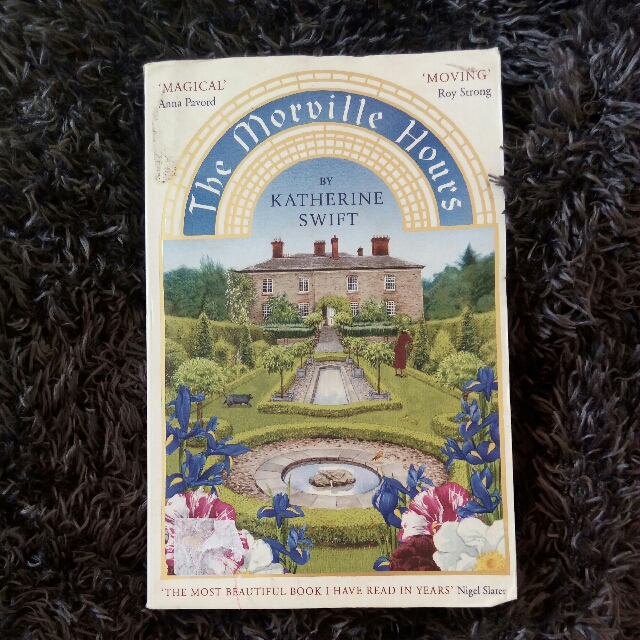 Fiction: The Morville Hours By Katherine Swift