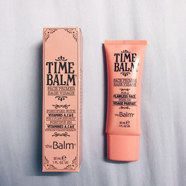 Time Balm Face Primer