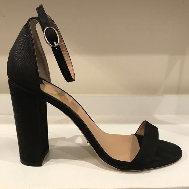 Tony Bianco Block Heels - Size 9