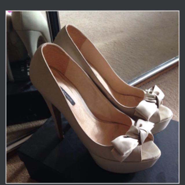 Tony Bianco Size 9/39 Shoes