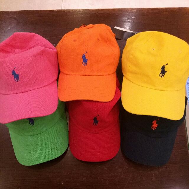 Topi Polo Ralph Lauren
