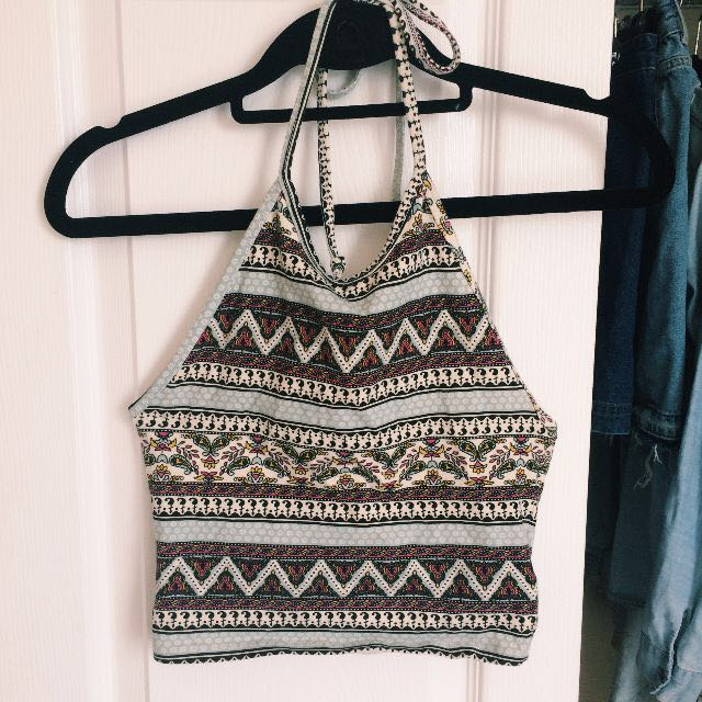 Urban Outfitters Halter Crop Top *REDUCED*