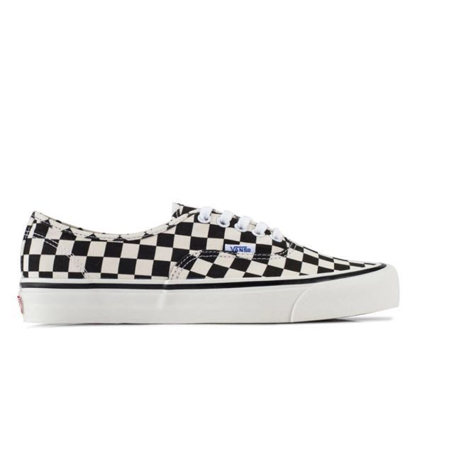 e7be875b5c1 VANS Authentic Checkerboard 44 DX Anaheim Factory Sneakers