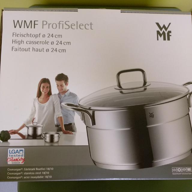 WMF24,公分可疊高湯鍋