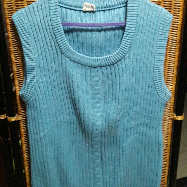 Wool Biru