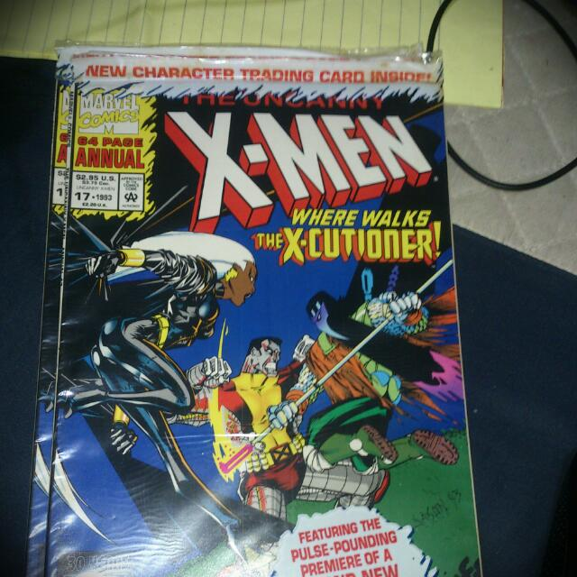 X-MEN Marvel Comic