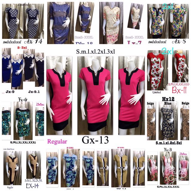 XXL DRESS (ideal for 35-36 waist line)