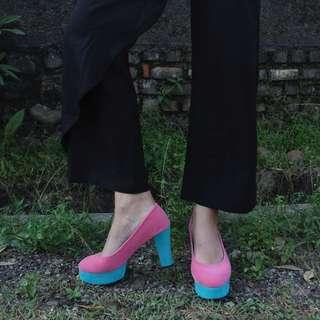 Adorable Candy-Pop Shoes