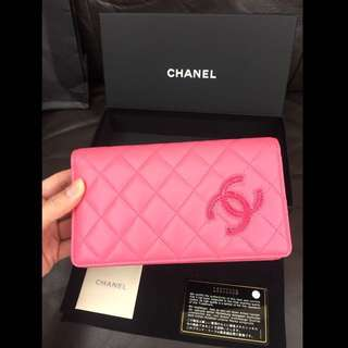 💓💟💝100%REAL &New 💗💖Chanel Wallet *