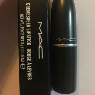 (包郵)MAC Creamsheen 唇膏