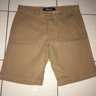 Recoil short pants