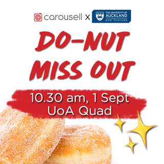 GET YOUR FREE DONUTS!