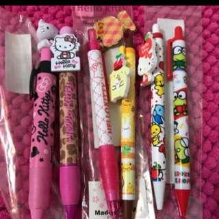 Sanrio assorted pen