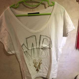 Mercibeaucoup 棉T恤