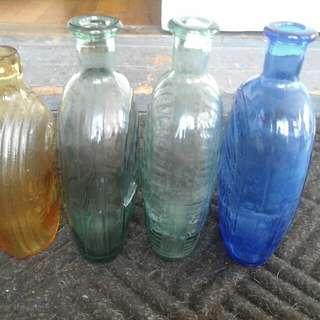 liquar bottles