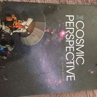 The Cosmic Perspective Eighth Edition Textbook