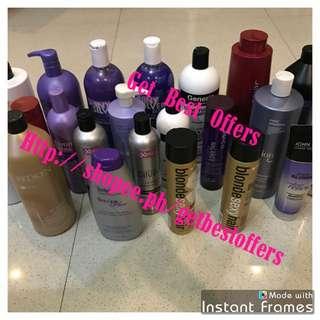 Purple Silver Shampoo & Conditioner